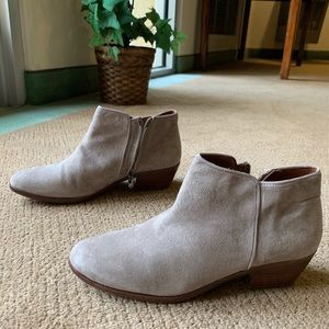 Sam Edelman 'Petty' Suede Ankle Boots